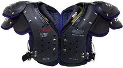 Schutt Men's O2 Maxx QB/WR Shoulder Pad