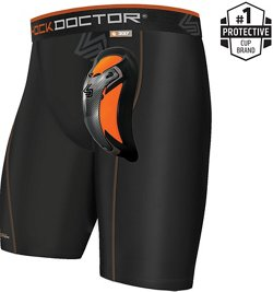 Shock Doctor Ultra Cup Ultra Pro Compression Shorts