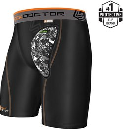 Shock Doctor AirCore Hard Cup Compression Shorts
