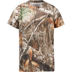 Kids' Eagle Pass Short Sleeve Mesh Shirt