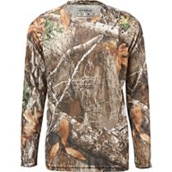 Magellan Outdoors Kids' Eagle Pass Long Sleeve Mesh Shirt