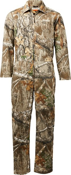 Magellan Outdoors Men's Camo Grand Pass Coveralls