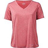 dfb3353d0af Women s Turbo Plus Size V-neck Short Sleeve T-shirt