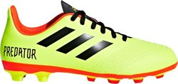adidas Boys' Predator 18.4 FxG J Soccer Cleats