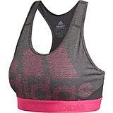 78018f56e8 adidas Women s Don t Rest Alphaskin Medium Support Sports Bra Quick View
