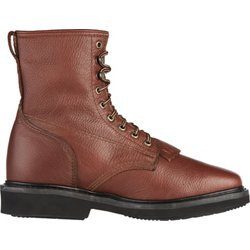 Men's Work Kiltie 2.0 Lace Up Work Boots