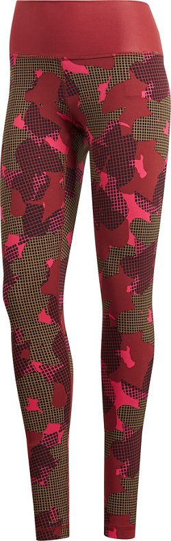 adidas Women's Believe This High-Rise Tights