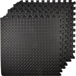 Diamond Plate Fitness Flooring System 6-Pack