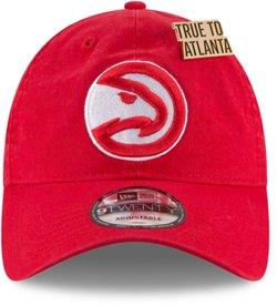 New Era Men's Atlanta Hawks '18 NBA Draft 9TWENTY Ball Cap