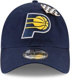 New Era Men's Indiana Pacers '18 NBA Draft 9TWENTY Ball Cap