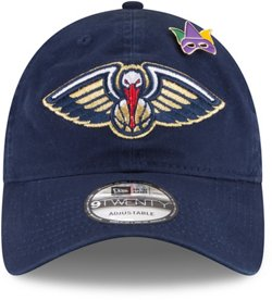 New Era Men's New Orleans Pelicans '18 NBA Draft 9TWENTY Ball Cap