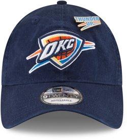 New Era Men's Oklahoma City Thunder '18 NBA Draft 9TWENTY Ball Cap