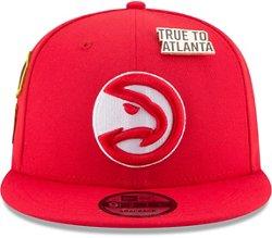 New Era Men's Atlanta Hawks '18 NBA Draft 9FIFTY Ball Cap