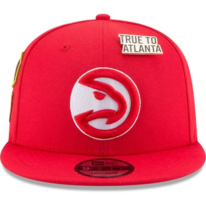... buy new era mens atlanta hawks 18 nba draft 9fifty ball cap 8e1f9 b67d9 3f04391b35c