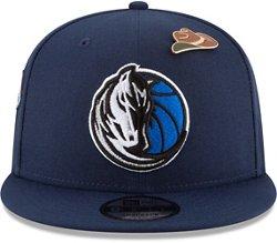 New Era Men's Dallas Mavericks '18 NBA Draft 9FIFTY Ball Cap