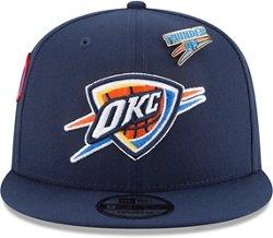 New Era Men's Oklahoma City Thunder '18 NBA Draft 9FIFTY Ball Cap