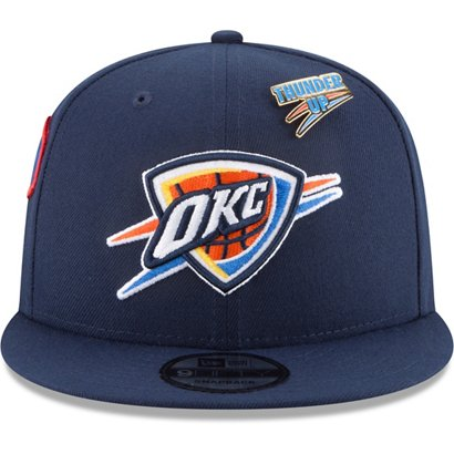 e4fa368ec03 New Era Men's Oklahoma City Thunder '18 NBA Draft 9FIFTY Ball Cap ...