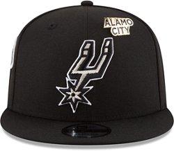 New Era Men's San Antonio Spurs '18 NBA Draft 9FIFTY Ball Cap