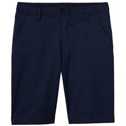 Boys' Flat Front Stretch Performance Shorts
