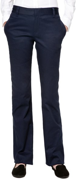 French Toast Juniors' Lee Flat Front Pants