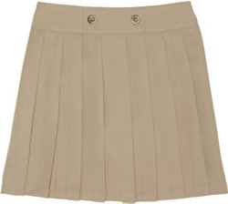 French Toast Girls' Front Button Pleated Uniform Scooter