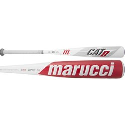S Cat 8 Senior League Alloy Baseball Bat -10