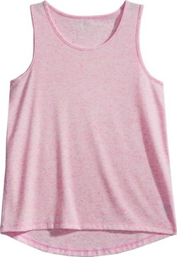 BCG Girls' Athletic Lifestyle Slub Tank Top