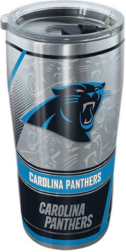 Tervis Carolina Panthers 20 oz Stainless-Steel Tumbler