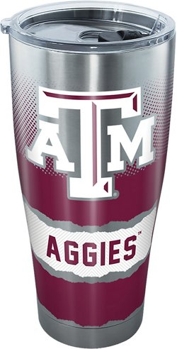 Tervis Texas A&M University 30 oz Knockout Stainless Steel Tumbler