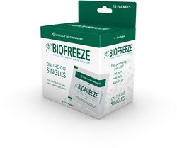 TheraPearl BioFreeze On-the-Go Packets