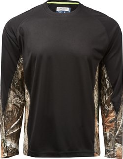 Magellan Outdoors Men's Hunt Gear Knit Camo Shirt