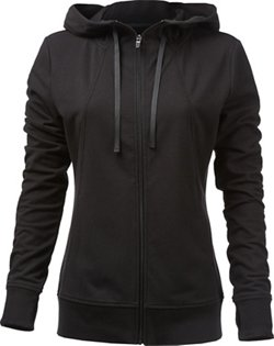 BCG Women's Full Zip Long Sleeve Hoodie