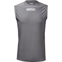 Youth Sleeveless Football Compression Top