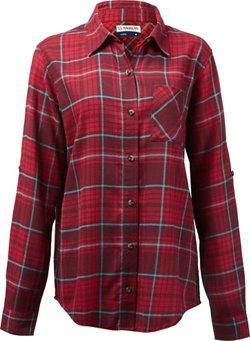 Magellan Outdoors Women's Willow Creek Flannel Shirt