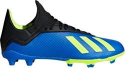 Adidas Boys' X 18.3 FG J Soccer Cleats
