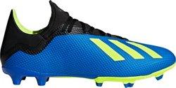 adidas Men's X 18.3 FG Soccer Cleats