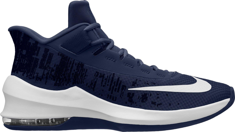 dd3e0339e79a Nike Men s Air Max Infuriate 2 Mid Basketball Shoes