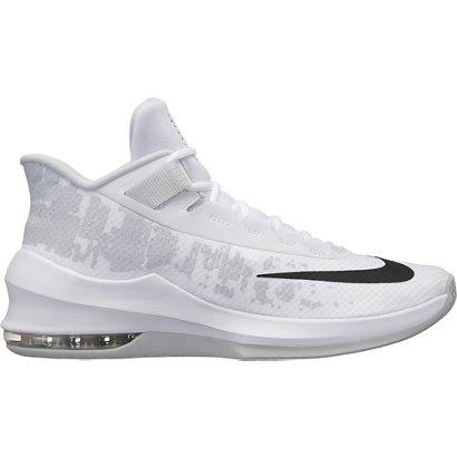 0f15eb23f9 ... Nike Men s Air Max Infuriate 2 Mid Basketball Shoes. Men s Basketball  Shoes. Hover Click to enlarge