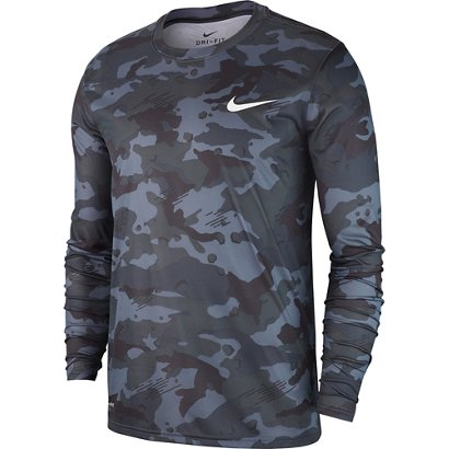 bd87322778 ... Nike Men s Dry Legend Long Sleeve Training T-shirt. Men s Shirts.  Hover Click to enlarge