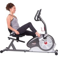 Deals on Body Champ Magnetic Recumbent Exercise Bike