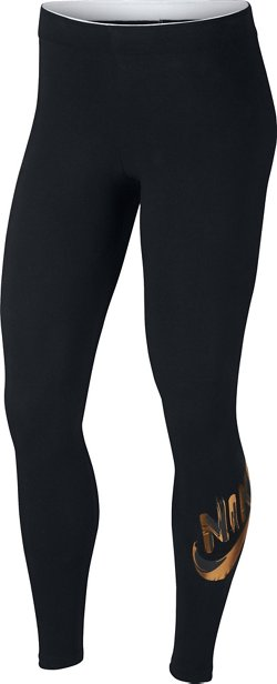 Women's NSW GX Metallic Leggings