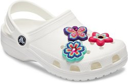 Crocs Flower and Butterfly Jibbitz 3-Pack
