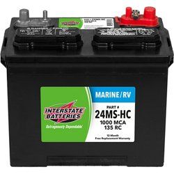 Marine Starting Batteries