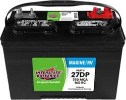 Marine Dual Purpose Batteries