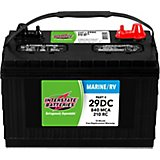 Interstate Batteries Deep Cycle Group 29/840 Marine Cranking Amp Battery