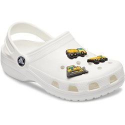 Jibbitz Construction Vehicles Shoe Charms 3-Pack