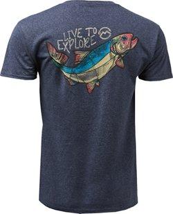 Magellan Outdoors Men's Rainbow Trout T-shirt