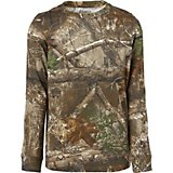 Magellan Outdoors Kids' Hill Zone Long Sleeve T-shirt