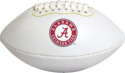 Rawlings University of Alabama Mini Signature Football