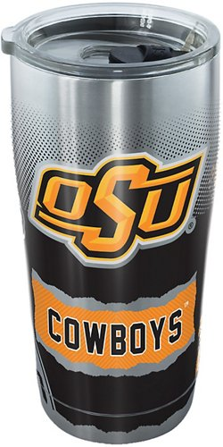 Tervis Oklahoma State University 20 oz Knockout Stainless Steel Tumbler
